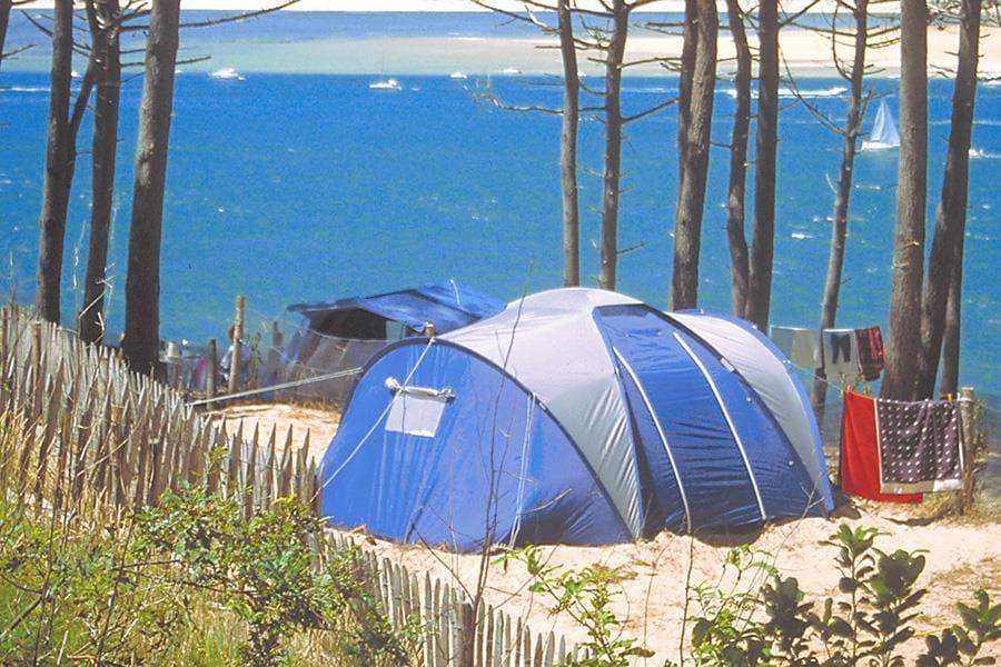 Camping Panorama du Pyla