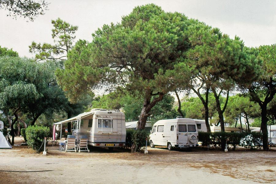 Campsite Orbitur Costa de Caparica
