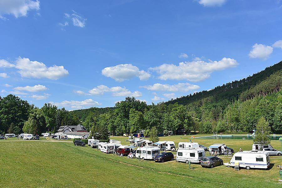 Campeggio Valek