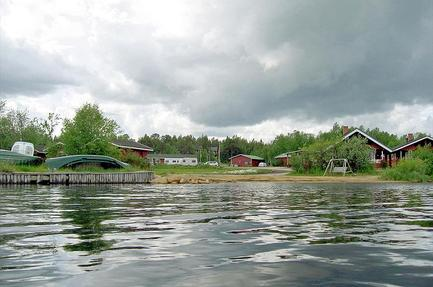 Campingplass Holiday Village Inari