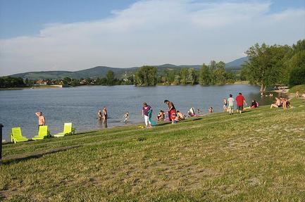 Campingplass Zelená Voda