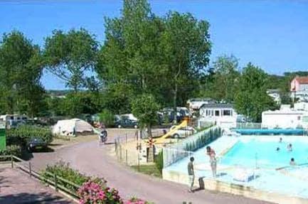 Campsite La Gerfleur