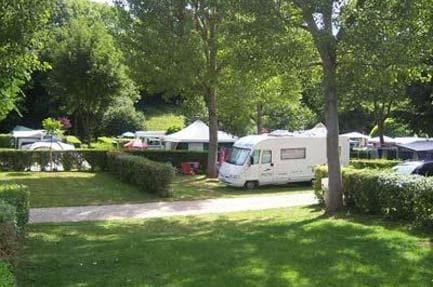 Campingplass La Grivelière