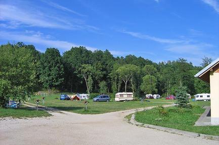 Caravan Camp Petraskuv Dvur