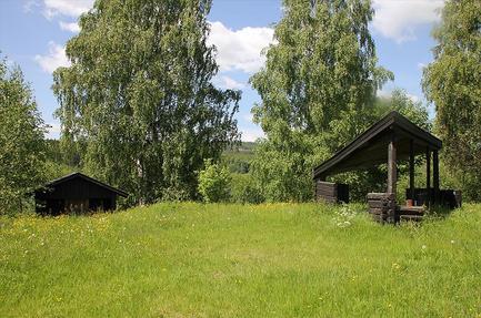 Leirintäalue Ronja Gard