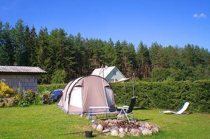 Camping Metsaveere