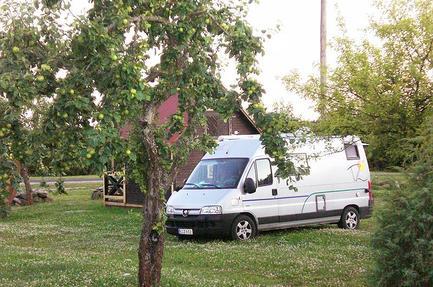 Vetsi Tall Camping