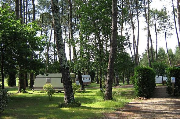 Campingplass Parc du Bel Air