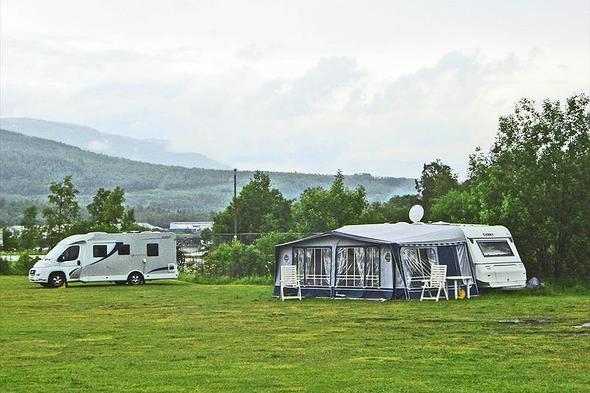 Strømhaug Camping AS