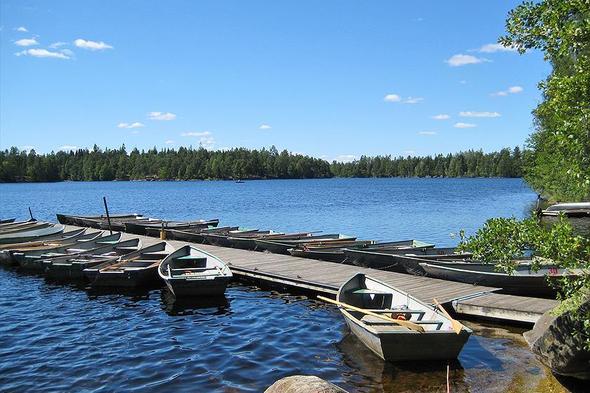 Campingplass Fyrväpplingen Fiskecamp