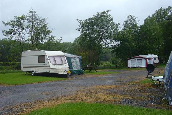 Dolswydd Caravan Park