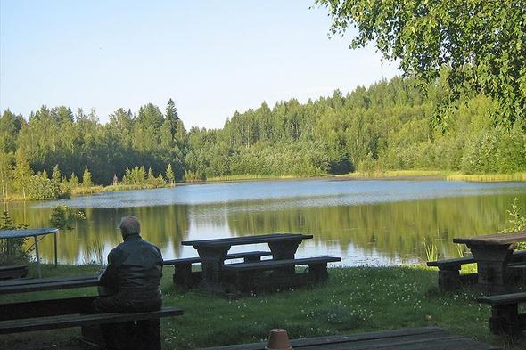 Campsite Juupavaara