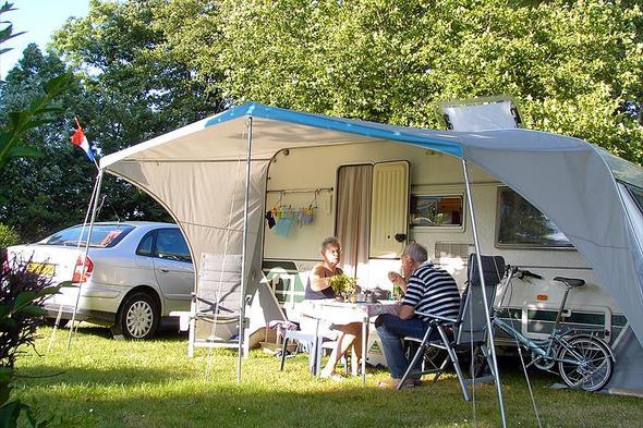 Campsite Les Reflets de Saint Pierre