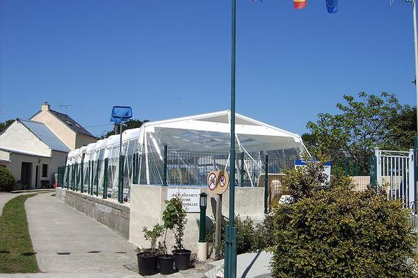 Camping Langatre in SaintGildasdesBois  ACSI Klein & Fijn ~ Camping Saint Gildas Des Bois