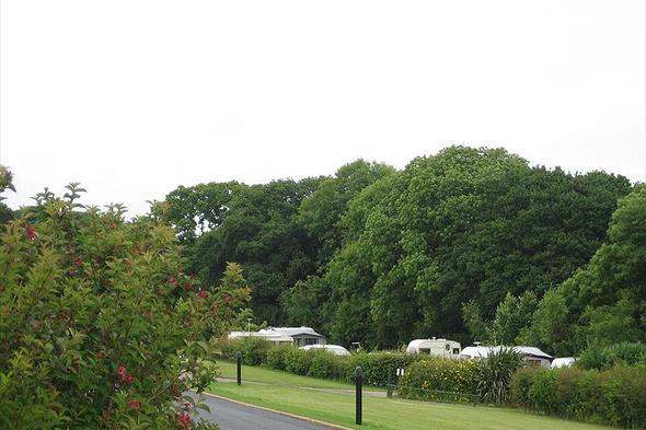 Monkton Wyld Touring Car. & Camp. Park