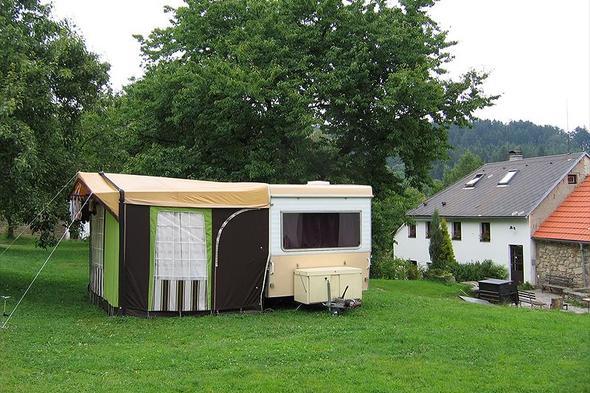 Pension & Camp Javorice