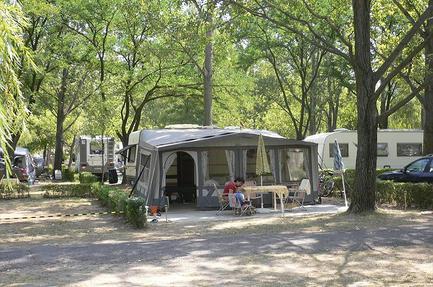 Balatontourist Camping Mirabella