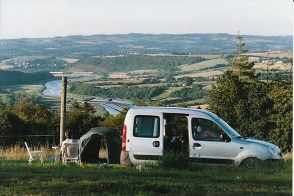 Camping Panoramique Ty Provost