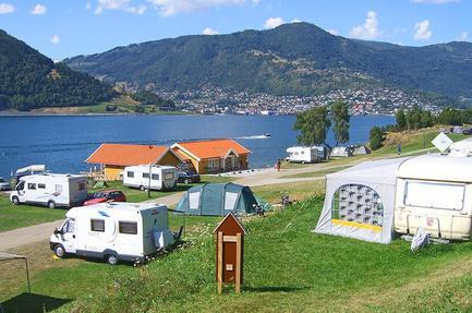 Camping Kjørnes