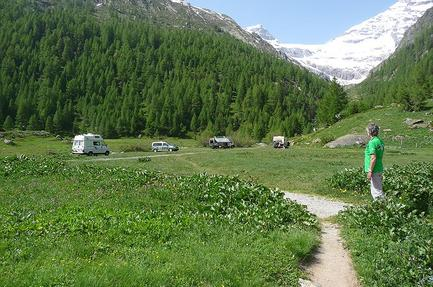 Fafleralp (Gastro & Camping)