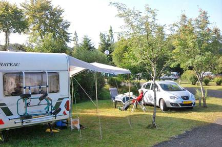Campsite La Chauderie