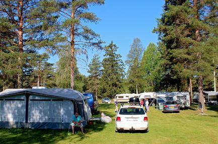 Älvdalens Fiskecenter och Camping