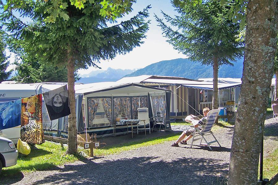 Campeggio Alpenfreude