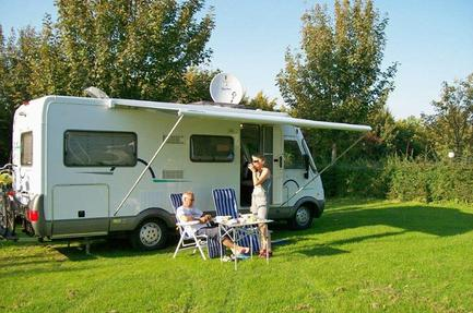 Campsite L'Hirondelle Holiday Resort