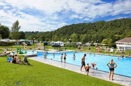 Camping Camp & Go Spa d'Or