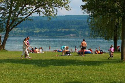 Campingplatz Horn Bodensee