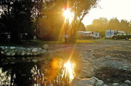 Campsite Lough Ree East CSC