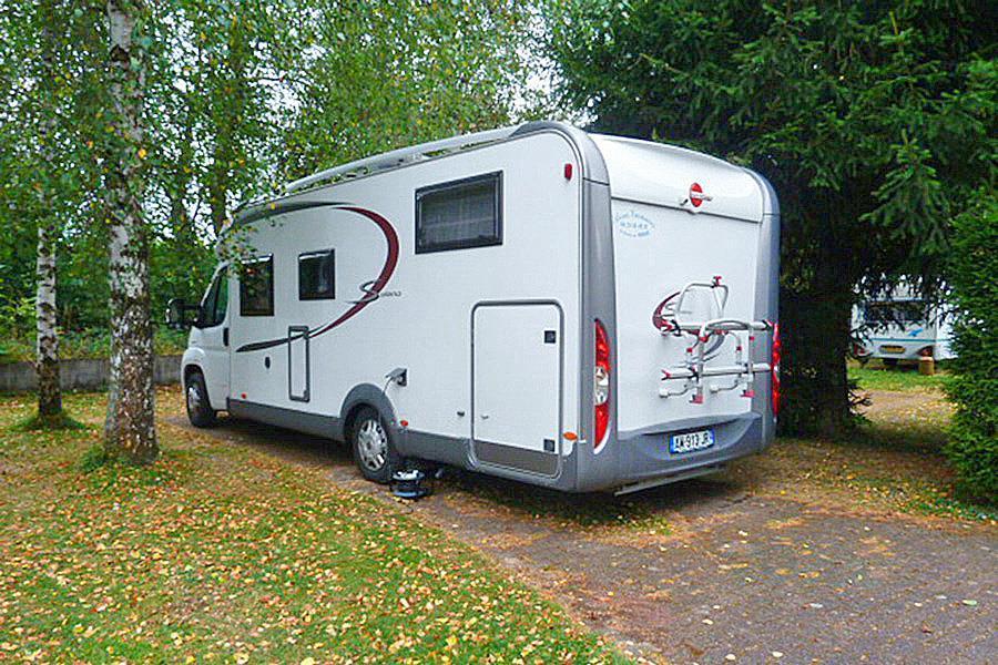 Camping Les Dômes