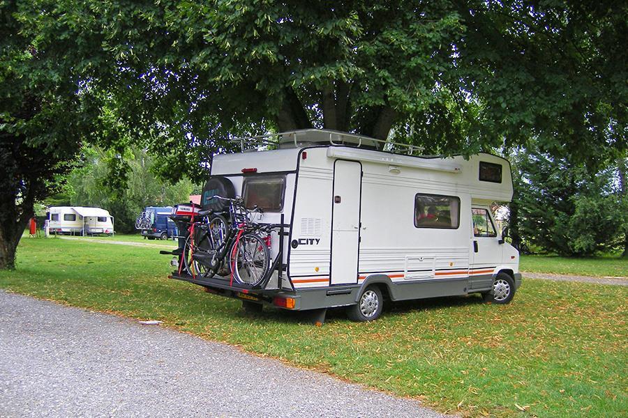 Campsite Du Moulin de Prissey