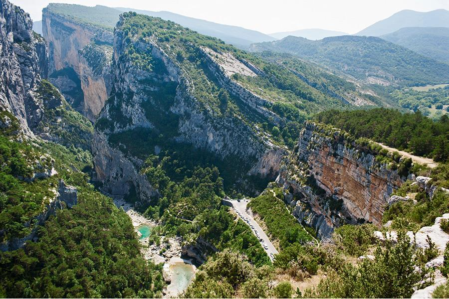 Campsite Huttopia Gorges du Verdon