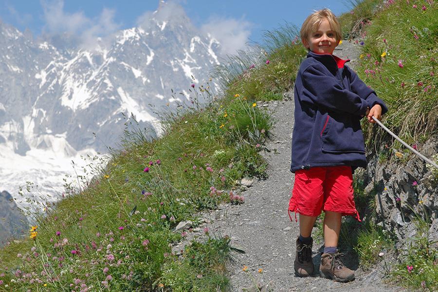 Campeggio Des Glaciers