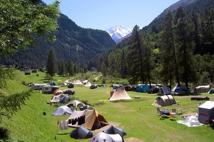Campeggio Molignon