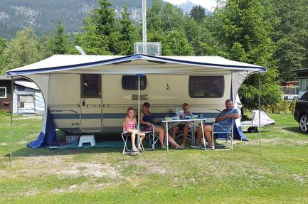 Camping Islas