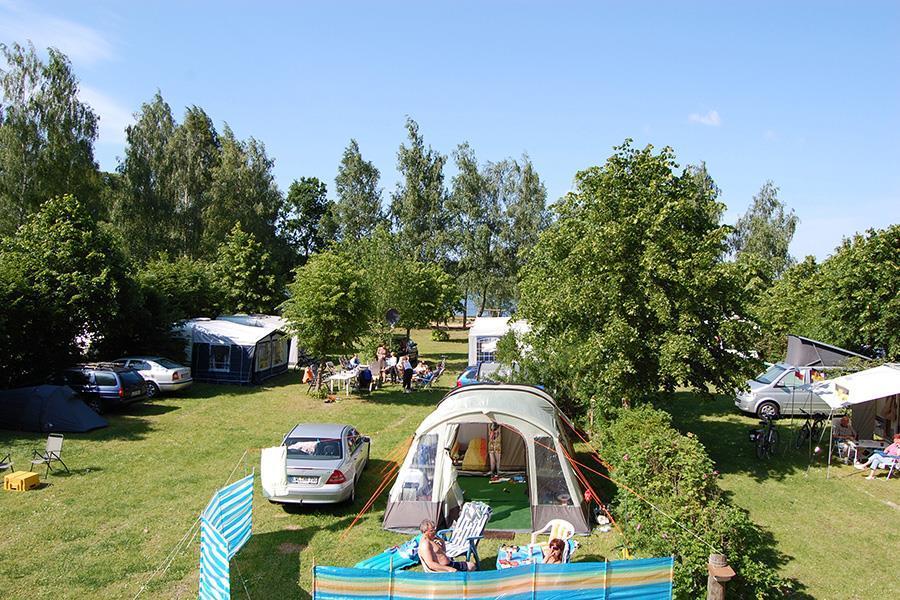 Campsite Sternberger Seenland