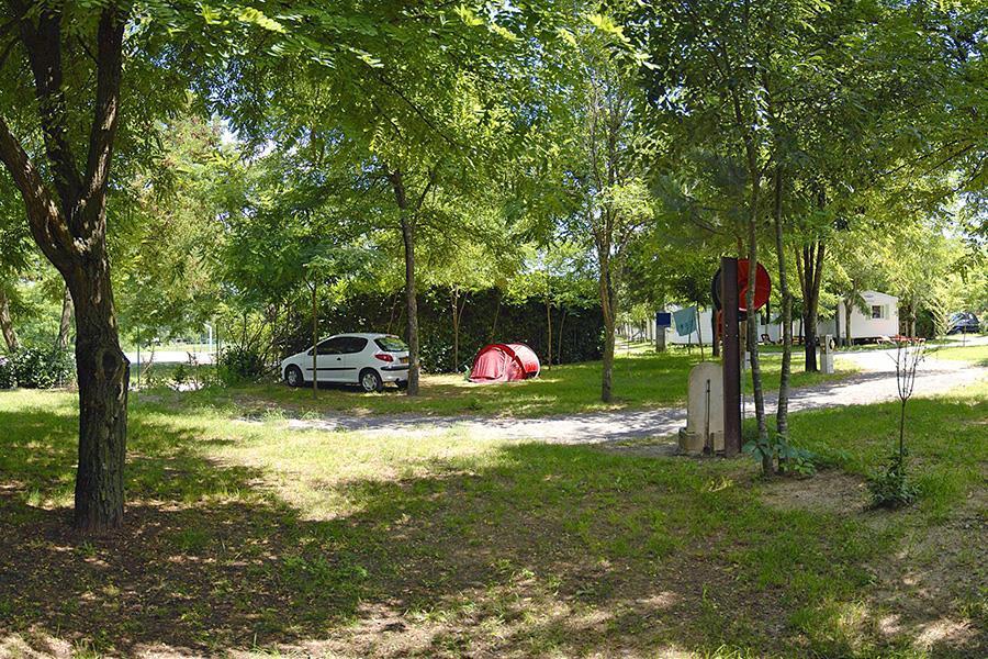Campsite La Nouzarède