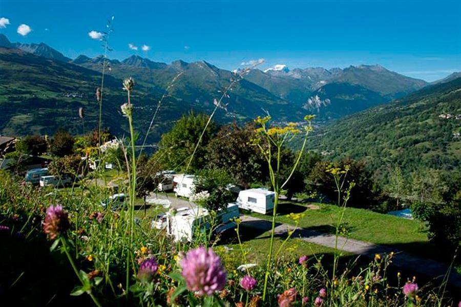 Campsite de Montchavin