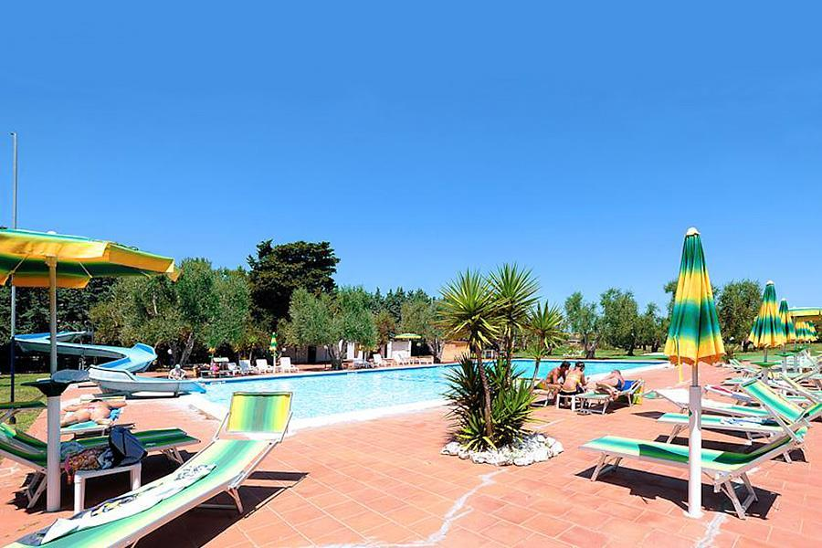 Campsite Parco Degli Ulivi