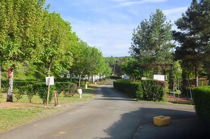 Campsite La Joletière