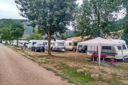 Camping-Nahetal
