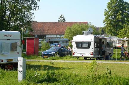 Campeggio Schwabenmühle