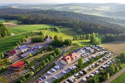 Panorama und Wellness Cp. Großbüchlberg