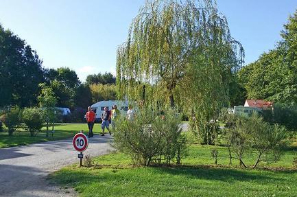 Campsite du Chêne