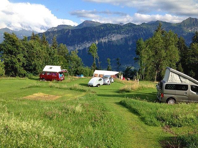 Camping-Ferien Wang