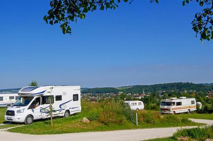 Campsite Ferienanlage Hofgut Hopfenburg