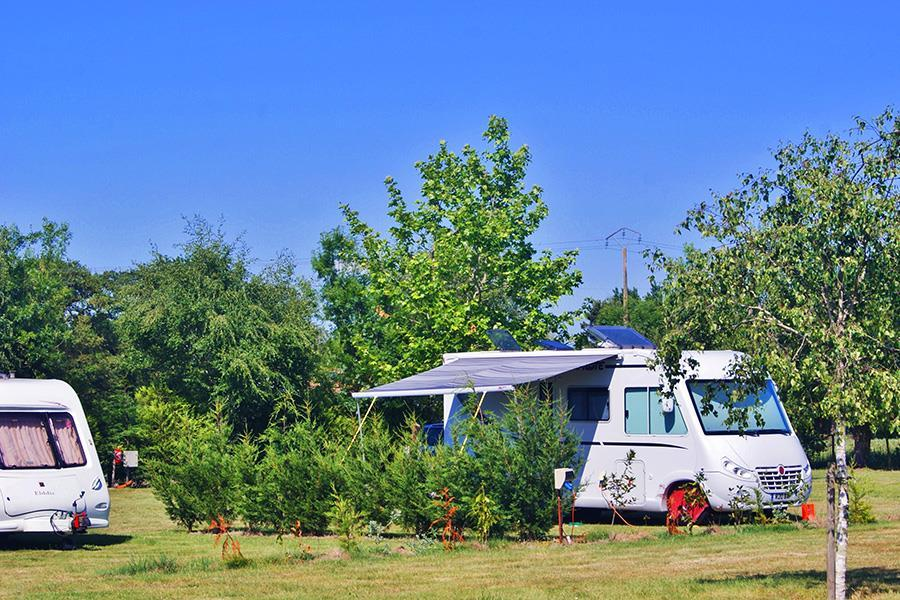 Campsite Le Fief Angibaud