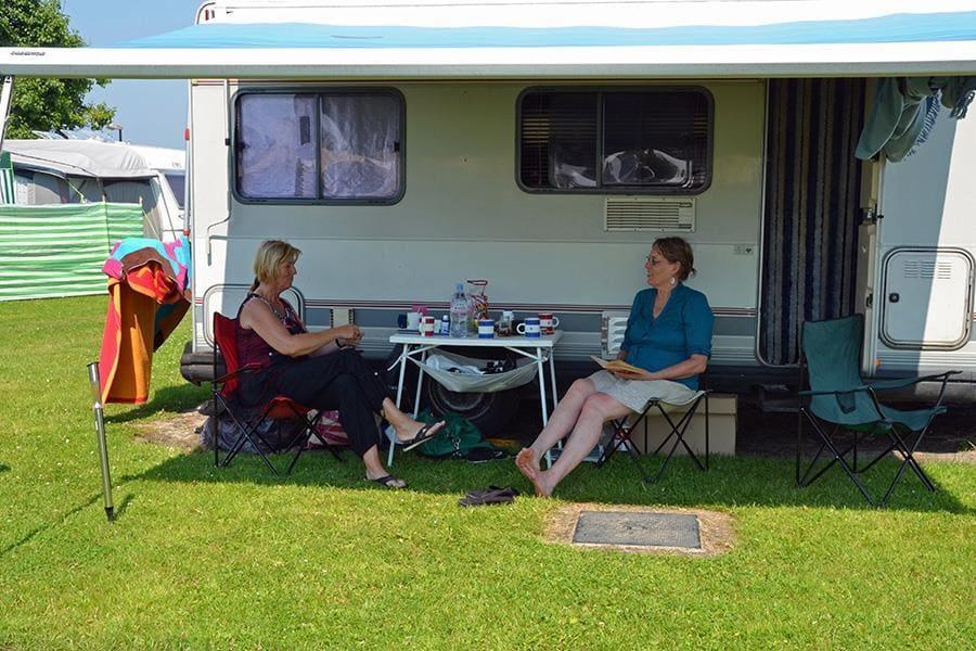 Camping Veld en Duin